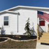 Mobile Home for Sale: 3 bed, 2 ba, Move in Ready, nice deck and wheel chair ramp., Grass Lake, MI