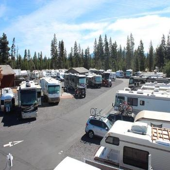 RV Parks near Sunriver, OR