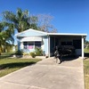 Mobile Home for Sale: Fisherman's Paradise! 2/1 Home On Lake, Frostproof, FL