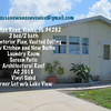 Mobile Home for Sale: Modern 2 Bed/2 Bath w/Open Plan in Venice Ran, Venice, FL