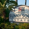 Mobile Home Park: Sunny South Estates  -  Directory, Boynton Beach, FL