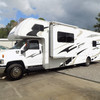 RV for Sale: 2009 FUN MOVER 35D DIESEL TOYHAULER