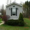 Mobile Home for Sale: Mobile Manu Home Park,Mobile Manu - Single Wide - Cross Property, Sandy Creek, NY
