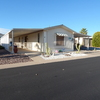 Mobile Home for Sale: 2 Bed, 2 Bath 1992 New Moon- Ground Set, Furnished And Clean! #61, Apache Junction, AZ