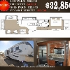 RV for Sale: 2010 ALPINE 3500RE
