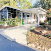 Mobile Home for Sale: Cute Cottage in Serene Location - Premiere 55+ Park, Homosassa, FL
