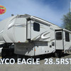 RV for Sale: 2018 EAGLE 28.5RSTS