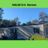 Mobile Home for Sale: VALUE 3+2 Horton, Aiken, SC