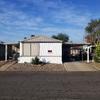 Mobile Home for Sale: San Estrella Mobile Home Estates 156 - Seller Financing Available!, Phoenix, AZ
