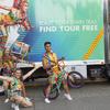 Billboard for Rent: Rolling Adz Mobile Billboards in Seattle, Seattle, WA