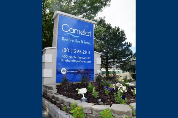Mobile Home Park In North Salt Lake Ut Camelot Directory