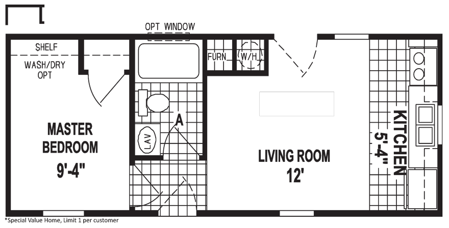 Photo of New Mobile Home