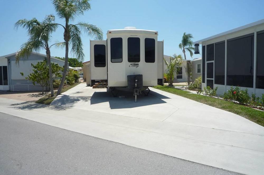 Deeded RV lot For Sale Bonita Springs Florida - RV lot for