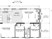 New Mobile Home Model for Sale: Cortland by Champion Home Builders