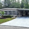 Mobile Home for Sale: Gorgeous 2 Bed/2 Bath Double Wide On Private Wooded Lot, Brooksville, FL