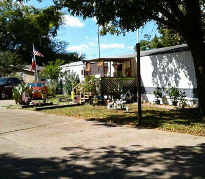 Affordable Mobile Home Community in Dallas, TX