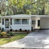 Mobile Home for Sale: Adorable 1 Bed/1 Bath Single Wide With Bonus Room On Gorgeous Wooden Lot, Brooksville, FL