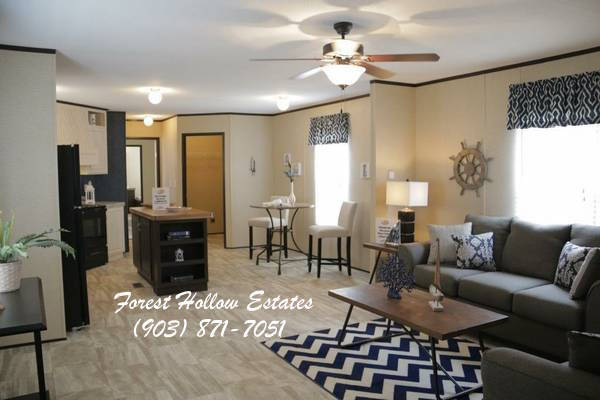Own This New Home For Only 2 000 Downpayment Mobile Home For Sale In Whitehouse Tx 985069