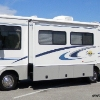 RV for Sale: 2004 Sunova 30B Class A Slide-Out 26k Miles
