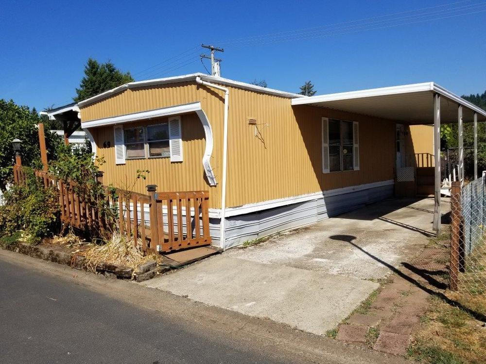 Home To Pull From Granada Estates Mobile Home For Sale