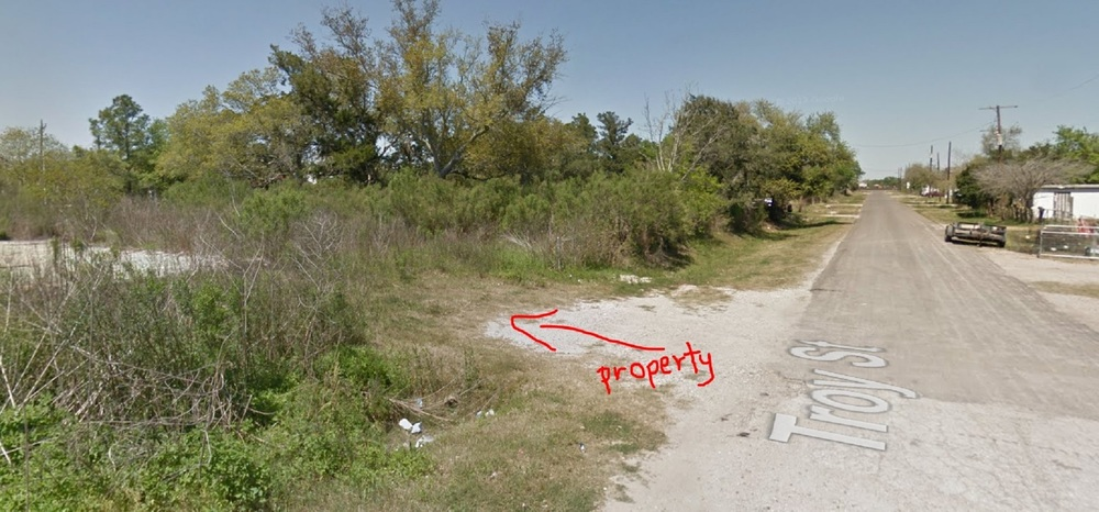 Photo of RV Lot & driveway & slab