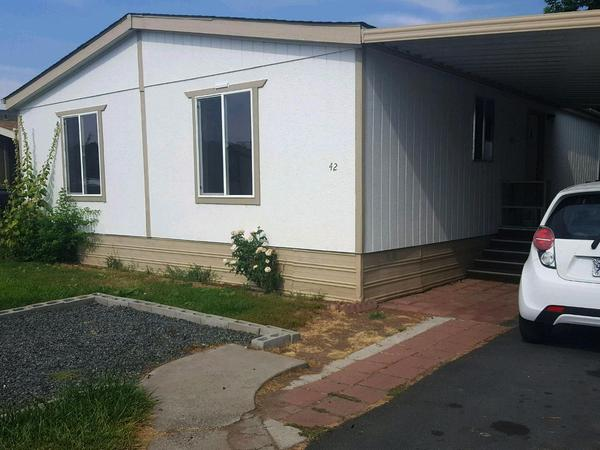 Mobile Home For Sale In Klamath Falls Or 1989 Fleetwood