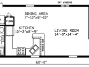 New Mobile Home Model for Sale: Delavan by Cavco Homes