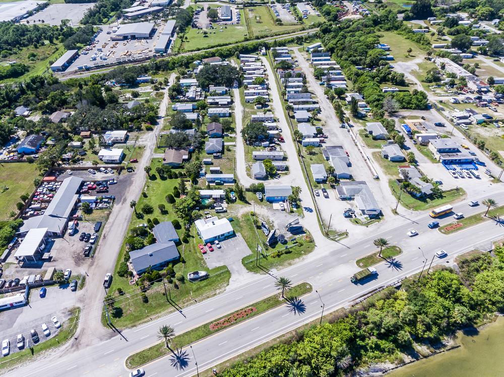 Hillside Mobile Home Park - mobile home park for sale in ...