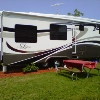 RV for Sale: 2011 Mobile Suites 38TKSB3