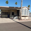Mobile Home for Sale: 1 Bed, 1.5 Bath 1986 Sundowner - Furnished and Large Bonus Room #H-19 , Mesa, AZ