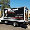 Billboard for Rent: Rolling Adz Mobile Billboards, Yakima, WA