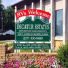 Mobile Home Park for Directory: Decatur Estates Manufactured Home Community, Decatur, IL