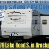 RV for Sale: 2007 Flagstaff 831QBSS