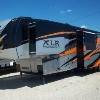 RV for Sale: 2014 XLR THUNRDERBOLT 401AMP