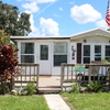 Mobile Home for Sale: 2 Bed/1.5 Bath Home On Corner Lot With Deck, Zephyrhills, FL