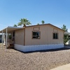 Mobile Home for Sale: Updated Double wide Home in Orangewood a 55 and older community with golf! lot 113, Phoenix, AZ