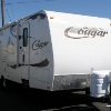 RV for Sale: 2011 Cougar 27RLSWE