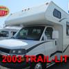 RV for Sale: 2003 TRAIL-LITE 213