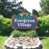 Mobile Home Park for Directory: Evergreen Village  -  Directory, Marshall, WI