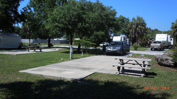 Nature Coast Landings Rv Lot For Rent In Crystal River