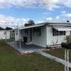 Mobile Home for Sale: 1 Bed/1 Bath With New Laminate Floors, Zephryhills, FL