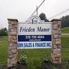 Mobile Home Park for Directory: Frieden Manor  -  Directory, Schuylkill Haven, PA