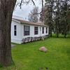Mobile Home for Sale: Cross Property - Mobile Manu Home With Land,Mobile Manu - Double Wide, Honeoye, NY