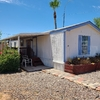 Mobile Home for Sale: All age community! Manufactured Home in Kon Tiki MHP in Chandler!, Chandler, AZ