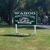 Mobile Home Park: Wahoo Mobile Home Park, Wahoo, NE