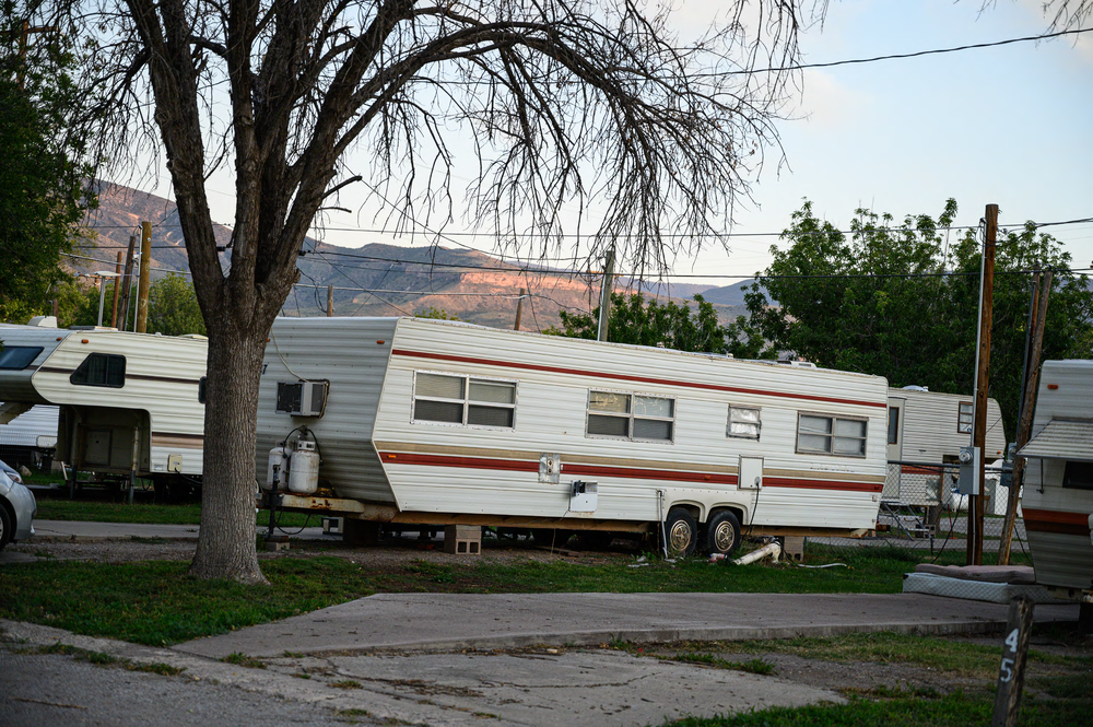 Evergreen Mobile Home & RV Park - RV park for sale in ...