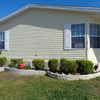 Mobile Home for Sale: THREE BED TWO BATH CALL LINDA 727-992-8448 LARGE KITCHEN SPLIT PLAN 55 PLUS GATED COMM, New Port Richey, FL