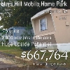 Mobile Home Park for Sale: Mars Home Mobile Home Park, Hephzibah, GA