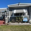Mobile Home for Sale: Cute 2/1 In A 55+ Community, Largo, FL