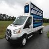 Billboard for Sale:  2017 Ford Transit 350HD Mobile Billboard, Boston, MA